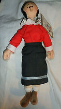 New Listing1985 Olive Oyl Musical Doll Presents Hamilton By King Features Syndicate Popeye