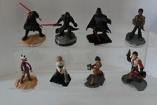 8x Disney Infinity 3.0 Figuren