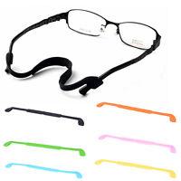 Silicone Eyeglasses Glasses Sunglasses Strap Sports Band Cord Holder For Kids zh