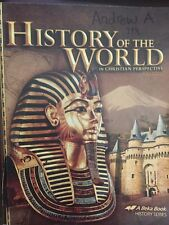 History of the World In Christian Perspective 5th edition  - A Beka Book