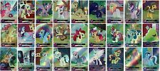 1x Series 2 Foil Card Complete Set - My Little Pony Dog Tags MLP