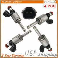 Set of 4X Fuel Injector PE01-13-250C For Mazda 3 CX-3 CX-5 2.0 12-18 PE01-13250B