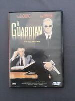 DVD EL GUARDIAN - The Guardian - Frank Zagarino Bryan Genesse
