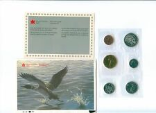 1989 CANADA Proof Like Set  Uncirculated with COA and envelope as issued PL