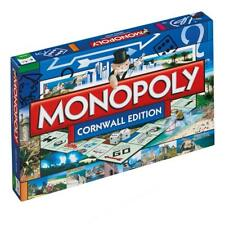 Monopoly Cornwall Edition Board Game New Sealed