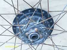 HONDA XL250 CR250 FRONT WHEEL 23 X 1.60 XL 250 CR250 ???