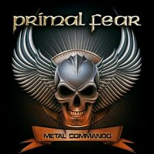 Primal Fear - Metal Commando [New CD]