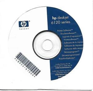 hp Printer Software (HP Deskjet 6120 Series)