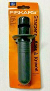 Fiskars Axe, Hatchet & Knife Blade Sharpener