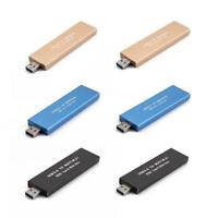 USB 3.0 to M.2 NGFF High Speed External SSD SATA Solid Sate Hard Drive Disk HDD
