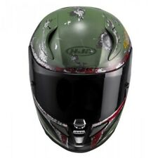 HJC RPHA 11 Boba Fett MC4SF Full Face Motorcycle Helmet - M and L Size Only