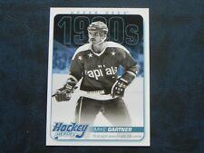 2012-13 12/13 Upper Deck UD Hockey Heroes HH46 Mike Gartner Washington Capitals