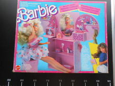 Mattel Dream House Furniture Secret Vanity Specchiera Bag Barbie 2761