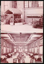 NYC NY Original Mario Restaurant Vtg 1960 City Postcard