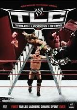 WWE - TLC - Tables, Ladders, Chairs : 2009 NEW SEALED Region 4