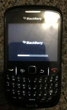 BlackBerry Curve 8530 Tello Black (Tello) Smartphone Fast Shipping Good Used
