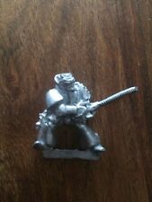 Rogue Trader Space Marine Chainsword #1  Metal Warhammer 40k Space Marines OOP