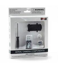 Caméra HD Embarqué + Carte SD pr Hélicoptère Radiocommandé MJX,F645,T640,T40