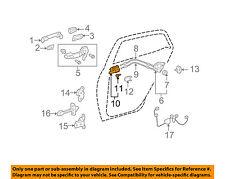 Scion TOYOTA OEM 08-15 xB-Interior Inside Door Handle Left 6920612230B0