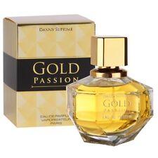 GOLD PASSION woman Damen Eau de Parfum 100ml EdP. Danny Suprime Parfüm
