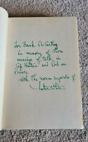 1948 WALTER WHITE AUTOGRAPH BOOK AFRICAN AMERICAN KKK NAACP CIVIL RIGHTS SIGNED