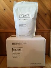 7 pouches Soylent Protein Powdered Food Plant Based Formula v1.8 exp.2018