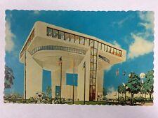 The Port of New York Authority World's Fair 1964-1965 Chrome Postcard Unused