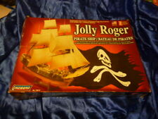Lindberg  JOLLY ROGER PIRATE SHIP MODEL  Kit #70874