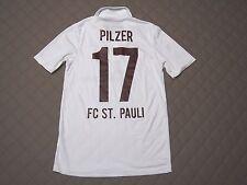 FC St. Pauli Trikot Gr. S  #17 Pilzer