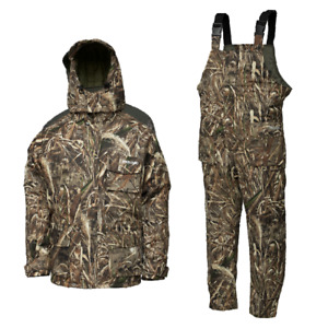 ProLogic Max5 Comfort Thermo Suit Camou Fishing Suit 100% Waterproof