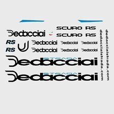 Dedacciai Scuro RS Bicyclette Decals, transferts, stickers n.6