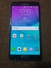 Samsung Galaxy Note 4 N910A 32GB At&t GSM Unlocked Black - Laggy