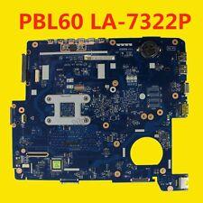 For Asus K53U X53U X53B K53B K53BY Motherboard PBL60 LA-7322P With E-450U CPU