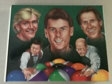 1999 BILLIARDS YEARBOOK ~ CARL HUNGNESS ~ FIRST EDITION ~ 600+ COLOR PHOTOS!