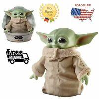 *SHIP TODAY* Star Wars: The Mandalorian The Child - Baby Yoda 11 Inch Plush