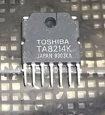 Toshiba Multi-Output Variable Voltage Regulator IC TA8214K NIB