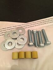 DE TERGICRISTALLO Tappo 12mm COFANO RAISERS MK5 Ford Fiesta Zetec S FORD ESCORT RS TURBO