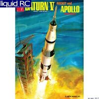 AMT 1174 1/200 Saturn V Rocket