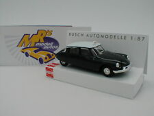 "Busch 48014 # Citroen DS 19 "" schwarzes Taxi aus Frankreich "" 1:87 NEU !!"
