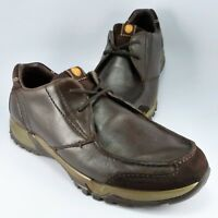 Merrell INBOUND WALLABEE Hiking-Trail Shoes Men's Size 11M Brown Leather Lace-Up