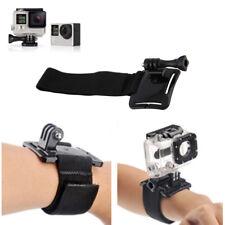 Custodia Subacquea Alloggiamento Cinturino Da Polso Fascia Mount per GoPro Hero 4 3+ 3 2 1 ~~