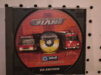 Traffic Giant PC Transportation Sim Game CD