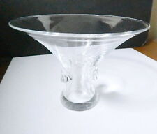 Steuben Crystal BOUQUET Vase by George Thompson