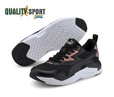 Puma X-Ray Lite Metallic Nero Scarpe Donna Sportive Sneakers 374737 01 2020