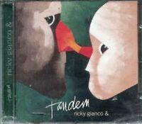 CD Ricky Gianco & – Tandem Battiato De André Paoli Finardi Concato Vanoni Gaber