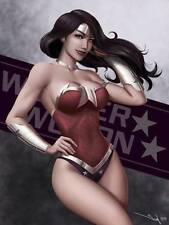 Wonder Woman molded Leather Breastplate and Accessories Costume. Cosplay, LARP