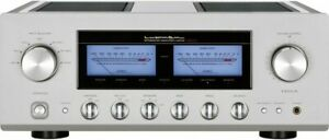 LUXMAN Integrated Amplifier Blaster White L-507uXII Equipped LECUA 1000 AC100V