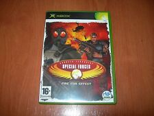 CT SPECIAL FORCES: FIRE FOR EFFECT XBOX (PAL ESPAÑA MUY BUEN ESTADO)