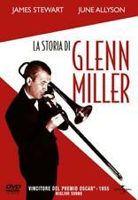 LA STORIA DI GLENN MILLER  DVD DRAMMATICO