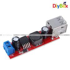 LM2596 DC 6V-40V To 5V 3A Double USB Charge DC-DC Step-down Converter Module